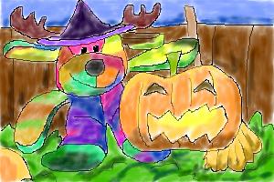 ナナトナ Halloween